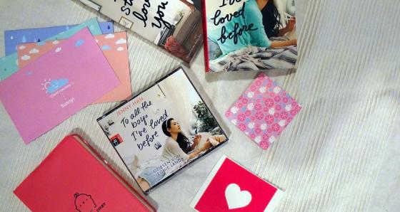 To all the boys I loved before, ein Jugend-Hörbuch über Lara Jean, eine erfundene Beziehung und die Frage wann man weiß ob man verliebt ist.