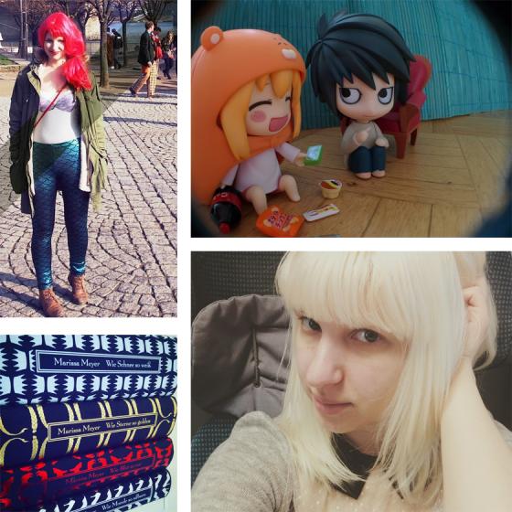 Die Lunar-Chroniken, Karneval, Nendoroids und weiße Haare.