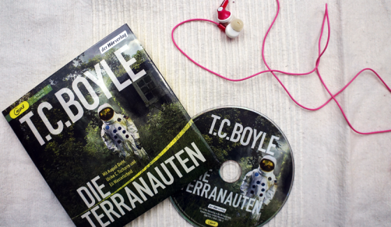 Das Hörbuch zu T.C. Boyles Die Terranauten.