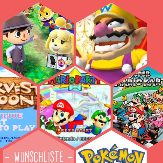 Animal Crossing, Wario, Harvest Moon, Mario Party, Mario Kart und Pokémon sind nur sechs der Reihen, die hoffentlich auf der Nintendo Switch fortgesetzt werden.