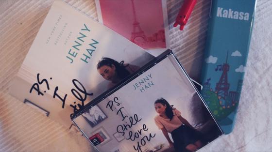 P.s. I still love you von Jenny Han ist nun auch als Hörbuch erhältlich.