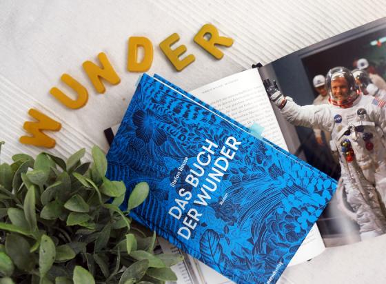 Der neue Roman von Stefan Beuse Das Buch der Wunder.