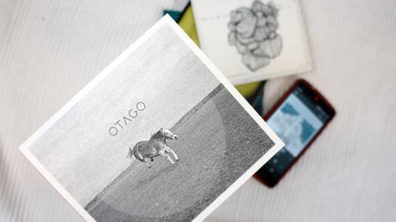 Otago, das neue Bandprojekt von Hannes Wittmer - Spacemann Spiff.