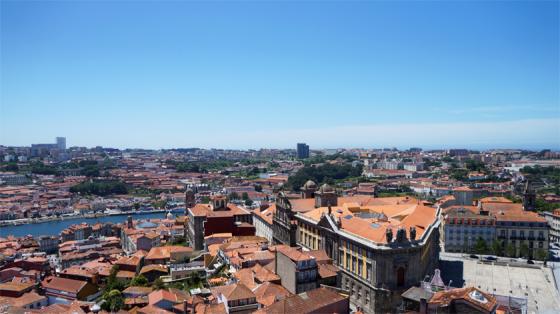 Der Eintritt für den Clérigos Tower lohnt sich definitiv.
