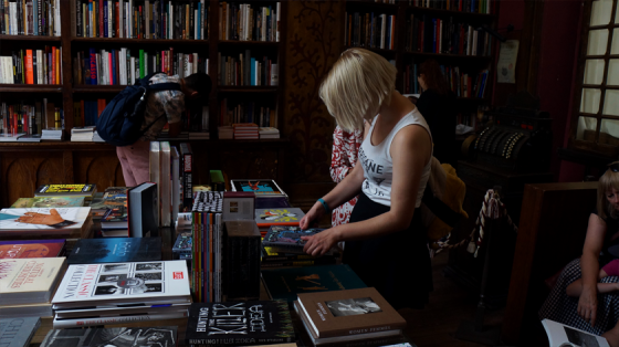 Das Livraria Lello gilt als schönste Buchhandlung Europas.