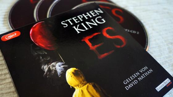 Das Hörbuch zu Stephen Kings Es auf 5 MP3's.