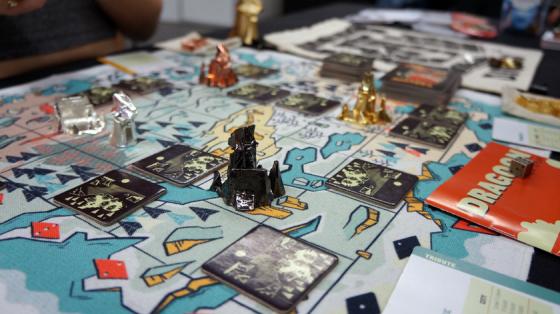 Dragoon ist einfach ein wunderbares Brettspiel.