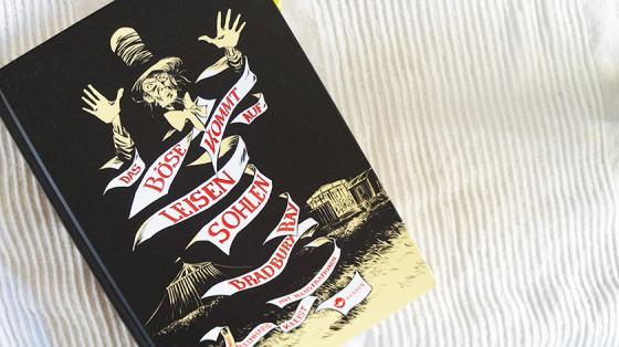Das Böse kommt auf leisen Sohlen, ein Jugendroman von Ray Bradbury.