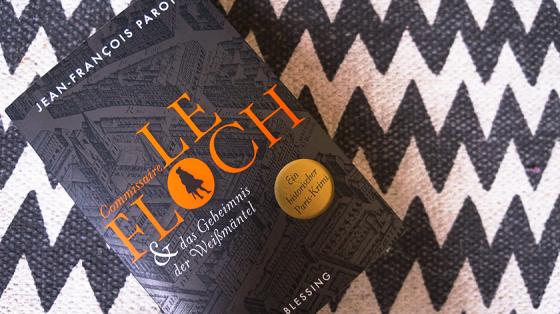 Der Kriminalroman Commissaire Le Floch und das Geheimnis der Weißmäntel.