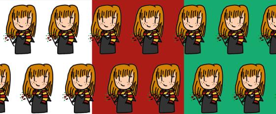 Ginny Weasley Geschenkpapier