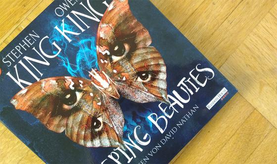 Sleeping Beauties das neue Buch von Stephan King, nun auch als Hörbuch erhältlich.