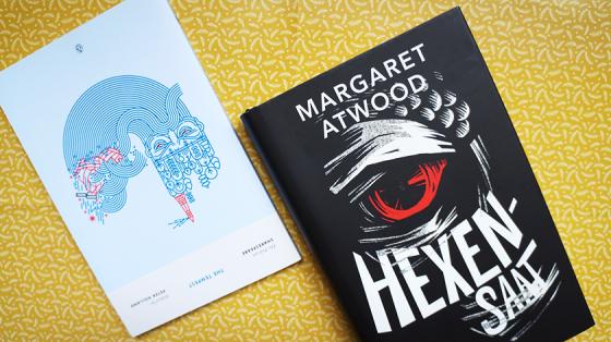 Margaret Atwoods Roman Hexensaat, eine Neuinterpretation von Shakespeares Der Sturm.