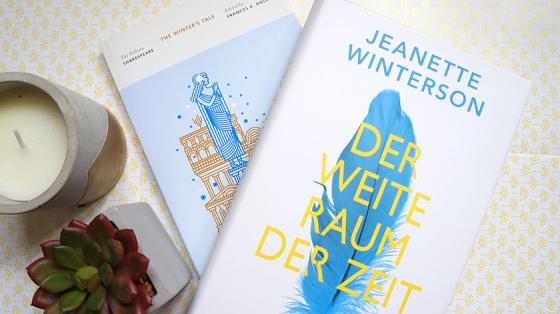 Der weite Raum der Zeit, die Neuinterpretation von Jeanette Winterson.