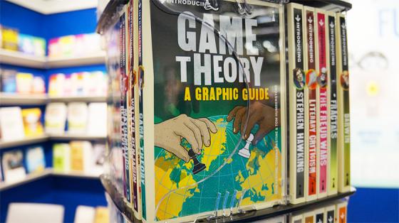 """Icon Books """"Introducing""""-Series stellt große Theorien einfach dar."""