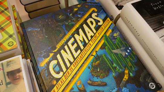 Cinemaps aus dem Programm von Bertelsmann-Randomhouse kommt definitiv auf meine Wunschliste.